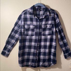 Forever 21 Women's Flannel Shirt